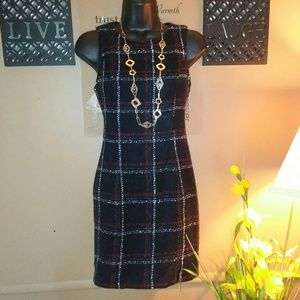 Vintage BCBGeneration Side Zip Mini Dress.